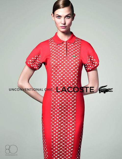 Lacoste-Karlie Kloss via Blogs & Addicts